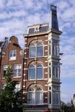 Architettura storica olandese Fotografia Stock