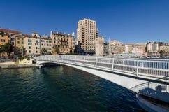 Architettura sul mare del ‹Savona del †del ‹del †immagini stock libere da diritti