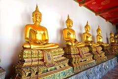 Architettura tailandese Grande palazzo a Bangkok, Tailandia Fotografia Stock Libera da Diritti