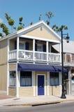 Architettura tipica del Key West fotografie stock libere da diritti