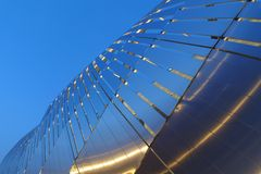 Architettura a Torino Fotografia Stock Libera da Diritti