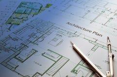 Architettura una Fotografia Stock