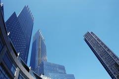 Architettura urbana Fotografia Stock Libera da Diritti