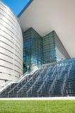Architettura urbana moderna fotografie stock libere da diritti