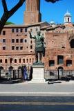 Architettura vecchia Roma Fotografia Stock