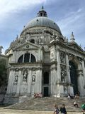 Architettura a Venezia, Italia Fotografia Stock