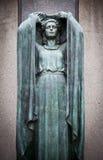 Architetture del cimitero - Europa Fotografia Stock