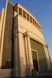 Architeture在卡塔拉,多哈,卡塔尔 免版税库存照片