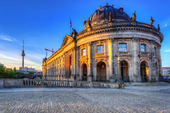 Architeture of Museum island in Berlin Royalty Free Stock Image