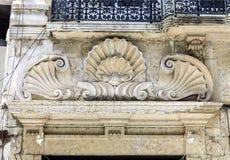 Architrave или epistyle двери стоковая фотография