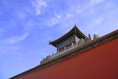 Architurecture viejo de China Fotografía de archivo libre de regalías