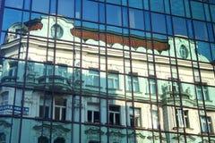 archiutecture Πράγα Στοκ φωτογραφία με δικαίωμα ελεύθερης χρήσης