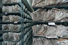 Archiv Lizenzfreies Stockfoto