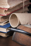 Archival documents Stock Photo
