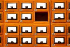 Archivalische Zelle Stockbilder