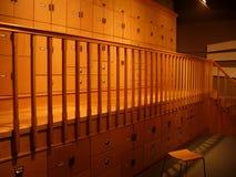 Archivalischer Verwahrungsort stockfoto