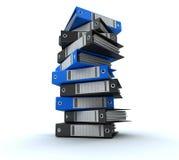 Archivando, archivos de organización Imagenes de archivo
