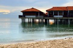Archivbild des Hafens Dickson, Malaysia lizenzfreies stockbild
