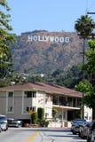 Archivbild des Hollywood-Schriftzugs Lizenzfreies Stockbild