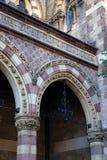 Archivbild von Copley-Quadrat, Boston Lizenzfreie Stockfotografie