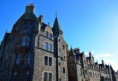 Archivbild von Edinburgh, Schottland, Großbritannien Stockbild