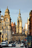 Archivbild von Glasgow, Schottland Lizenzfreie Stockfotografie