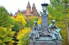 Archivbild von Glasgow, Schottland Lizenzfreie Stockfotos