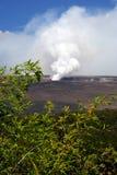 Archivbild von Hawaii-Vulkanen Nationalpark, USA Stockfoto