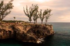 Archivbild von Negril bei Jamaika Stockfotografie