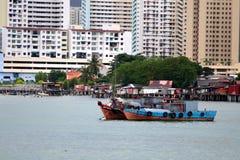 Archivbild von Penang-Insel, Malaysia Stockfotos