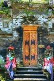 Archivbild von Ubud-Palast, Bali, Indonesien Stockfotos