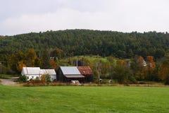 Archivbild von Vermont, USA Stockbild