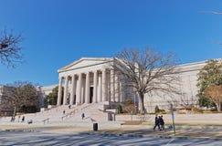 Archive des Amerikaners Art Museum im Washington DC USA lizenzfreies stockfoto