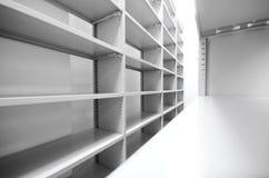 Archive storage units Royalty Free Stock Image