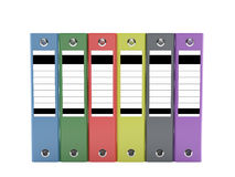 Archives - Filing cabinets classic style Royalty Free Stock Photo
