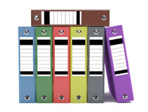 Archives - Filing cabinets classic style Stock Photo