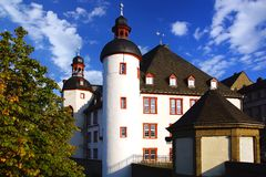 Archives of the old Castle. Koblenz, Germany. Archives of the city of old Castle. Koblenz, Germany Stock Images