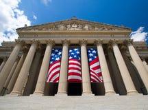 Archivi degli Stati Uniti Immagine Stock Libera da Diritti