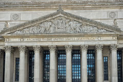 Archivi degli Stati Uniti d'America Immagini Stock Libere da Diritti