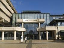 Archivi nazionali BRITANNICI in Kew, Londra Immagine Stock