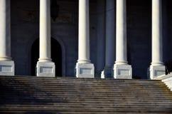 Archivi nazionali degli Stati Uniti Immagini Stock Libere da Diritti
