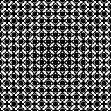 Archivio in bianco e nero di vettore del modello dei seamlesss illustrazione di stock