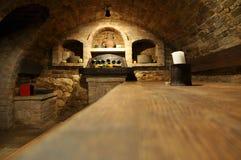 Archivio del vino Fotografie Stock Libere da Diritti
