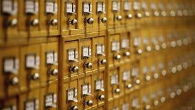 Archivio delle biblioteche archivi video