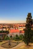 Archivo de la ciudad de Bamberg fotos de archivo libres de regalías