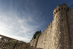 Archivo Simancas Castle, Spain Royalty Free Stock Image