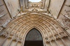 Archivoltes gothiques Image libre de droits