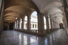 Archiwa miasto Rzym, Włochy obrazy royalty free