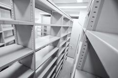 Archiwum składowe jednostki Obrazy Stock