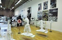 ArchMoscow XIII mostra dell'internazionale di architettura e di progettazione Immagini Stock Libere da Diritti